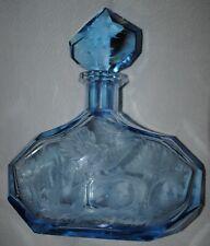 Karaffe,Auerhahn, Böhmen, Glas