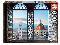 Vistas de Florencia puzzle 1000 piezas Educa 18460