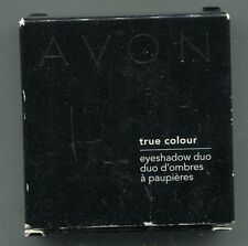 (1g = 3,00 €) Avon - True Colour - Lidschatten-Duo - iced coffee