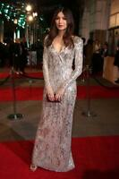 JENNY PACKHAM  Runway Sequins Beads Lace Gown Dress UK8 IT40 $6,500 New