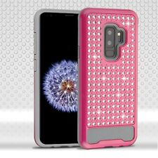 Samsung GALAXY S9 / Plus Hybrid Bling Glitter Rugged Shockproof Hard Case Cover