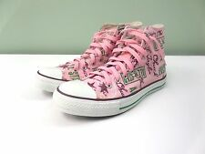 Chuck Taylor Sneakers Shoes Pink All Star Converse Women's Size 11 Euc