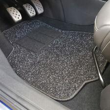 uniTEC Auto Fußmatten Set 4tlg. Basic Schwarz Audi VW Mercedes Opel Toyota Ford