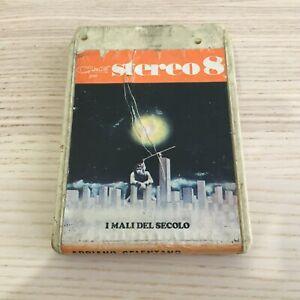 Adriano Celentano _ I Mali del Secolo _ Stereo8 Cartridge _ 1972 Clan Stem 1004