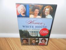 History Channel Presents: Women In The White House (DVD, 2009, 2-Disc Set) NEW
