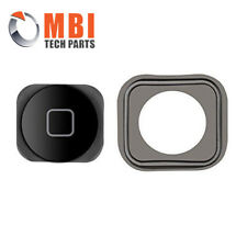 New iPod Touch 5th 6th Replacement Home Menu Button Cap Only - Black