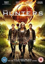 Hunters, The (DVD) (NEW AND SEALED) (ACTION, ADVENTURE) (REGION 2) (FREE POST)