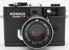 Konica Auto S3 Kamera Sucherkamera - Hexanon 1.8 38mm Optik
