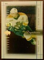 2000-01 PAVEL BURE Upper Deck Dignitaries #D6 Florida Panthers NHL COMB SHIPPING
