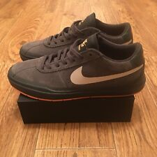Nike SB Bruin Hyperfeel Dark Grey/Orange Mens Shoes 856372-018 US Size 6