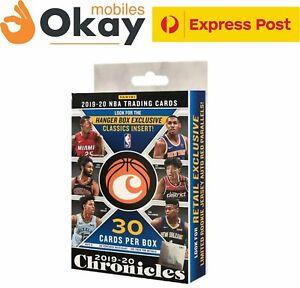 **IN STOCK** 2019-2020 Panini Chronicles NBA Basketball Hanger Box Pack