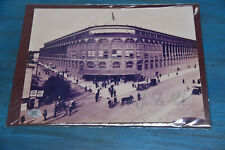 Vin Scully autograph photo Ebbets Field Brooklyn Dodgers Hall of Fame baseball