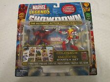 Marvel Legends Showdown Colossus Vs. Magneto Starter Set