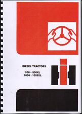 International 956XL/1056XL Tractor Operators Manual