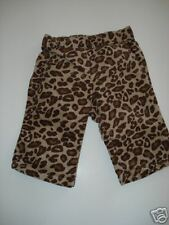 Gymboree Teachers Pet Leopard Pants 3-6 LN