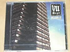 CD / VII SEPT / INFERNO III / MEMOIRES D'OUTRE-TOMBE / NEUF SOUS CELLO