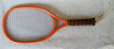 Leach Racquetball Racket Bandido orange vintage 1970s
