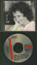 JANIS IAN Up 'Til Now 1991 CD Jesse At Seventeen Fly Too High In The Winter