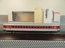 Märklin 4286 Personenwagen 1. Klasse der DB IC Grossraumwagen rot in OVP