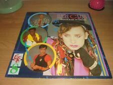 CULTURE CLUB - Colour By Numbers - Vinyl LP ft Boy George Inc Karma Chameleon