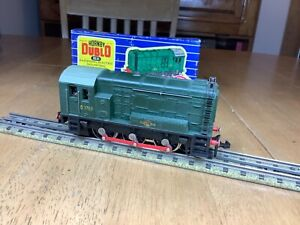 Hornby Dublo 3 Rail 3231 BR Class 08 Diesel Shunter Boxed serviced & remaged