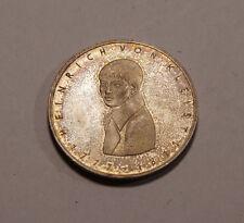 5 DM Deutsche Mark Deutschland Heinrich von Kleist 1977 G (54)
