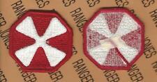 USA 8th Army dress uniform patch m/e