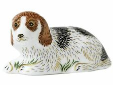 Dogs Royal Crown Derby Porcelain & China