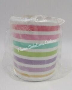 Pottery Barn Rainbow Bath Accessories Bathroom Toothbrush Holder Multi #A36