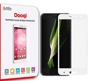 Dooqi For HTC U11 / U 11 Full Coverage Tempered Glass Screen Protector Saver