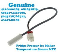 Fridge Freezer Ice Maker Temperature Sensor NTC ESKIMO FLAVEL FRIGOR GRAM