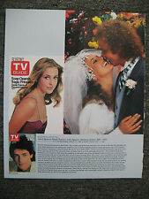 GENIE FRANCIS GENERAL HOSPITAL ANTHONY GEARY MAGAZINE ADVERTISEMENT PRINT AD