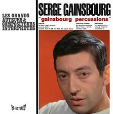 Serge Gainsbourg - Gainsbourg Percussions [New Vinyl LP] France - Import