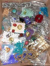 Hobbyauflösung Bastelmaterial Perlen Anhänger Konvolut Xxl Paket gemischtes Set
