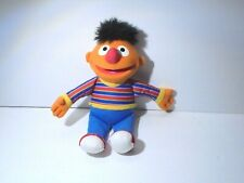 Sesame Street Ernie Plush 2013 Toy Collectible 10""