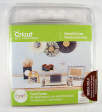 Cricut Cartridge Splendid Soirees Anna Griffin New Sealed
