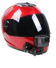 GoPro Motorcycle Helmet Mount Swivel 3M Sticky for Hero 3,4,5,6 + Session