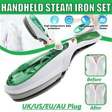 New 1000W Handheld Garment Steamer Brush Portable Steam Iron For Clothes