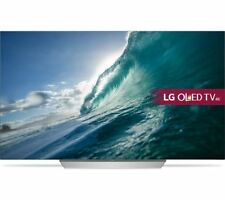 "LG OLED55C7V 55"" Smart 4k Ultra HD HDR OLED TV With 5 Year"