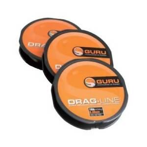 GURU LINE, N-gauge, Drag line, Pure fluorocarbon, Pulse line . Free Postage