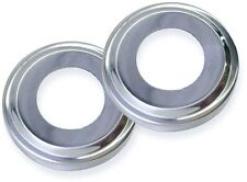 Stainless Steel Escutcheons Pair for In-Ground Pool Handrail Swimming Pool Parts