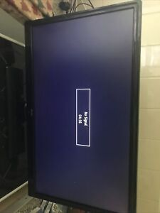 broken tv Good For Spares And Repairs