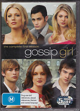 Gossip Girl - The Complete First Season - DVD (Brand New Sealed)