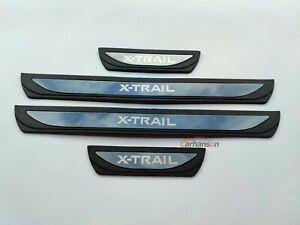 für Nissan X-Trail Zubehör Teile Beschützer Einstiegsleisten Schutz Trimmen 2021