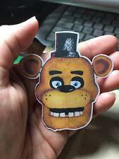 Freddy Fazbear Five Nights At Freddy's Laptop Sticker