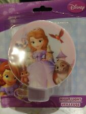 Sofia The First Night Light - Nip