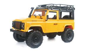 Amewi 22379 Geländewagen Crawler 4WD 1:16 Bausatz gelb