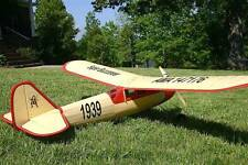 1937 Buccaneer  66 inch  Old Timer Vintage Free flight / RC  Plans & Templates