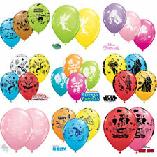 Disney Round Party Balloons & Decorations
