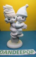Precious Moments Enesco Lord Help Us Keep Our Act Together 1986 101850 JC JI